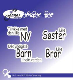 By Lene Stempel – Tillykke med den lille ny