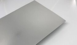 Metalkarton Sølv på begge sider