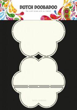 DDBD CARD ART – Easel Flower