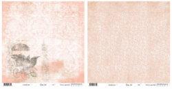 RIDDERSHOLM DESIGN – Scrapark- 30,5 x 30,5 cm – Baby Star – Girl
