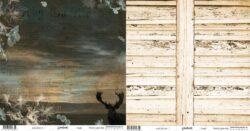 RIDDERSHOLM DESIGN – Scrapark- 30,5 x 30,5 cm – Woodlands Of Scandinavia