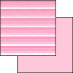 Hobby Gros – Scrapark- 30,5 x 30,5 cm – Babypink