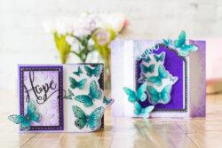 Gemini Die & Stamp – Butterflies