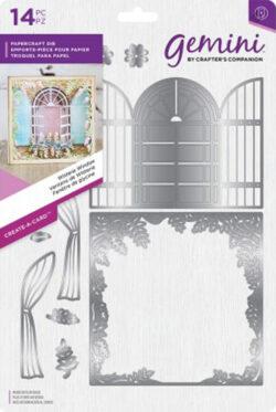 Gemini Build A Scene dies – Wisteria Window