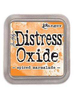 Distress Oxide Spiced marmelade