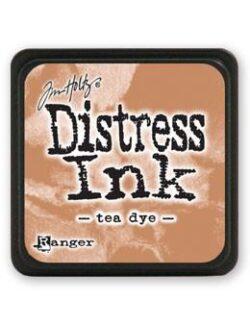 MINI Distress – tea dye