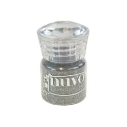 Nuvo – Glitter Embossing Powder – Silver Moonlight