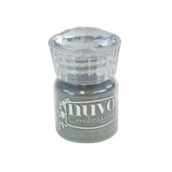 Nuvo – Embossing Powder – Classic Silver