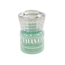 Nuvo – Embossing Powder – Cool Jade