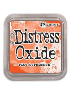Distress Oxide ripe persimmon