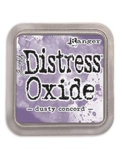 Distress Oxide dusty concord