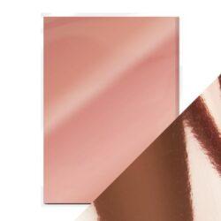 Craft Perfect – Spejlkarton – Rose Platinum A4