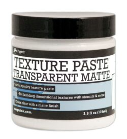 Ranger Texture paste transparent matte