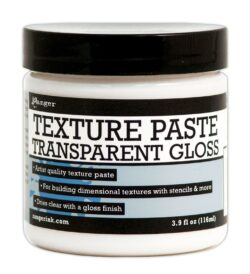 Ranger Texture paste transparent gloss