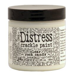 Tim holtz distress crackle paint clear rock candy 118 ml