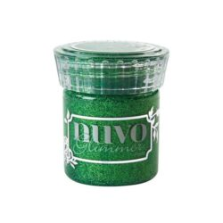 Tonic Studios Nuvo glimmer paste emerald green