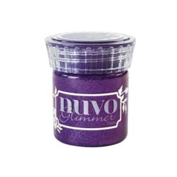 Tonic Studios Nuvo glimmer paste amethyst purple