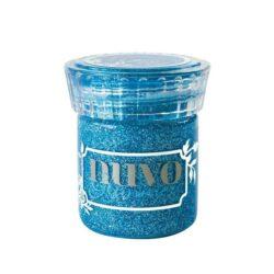 Tonic Studios Nuvo glimmer paste sapphire blue