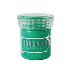 Tonic Studios Nuvo glimmer paste peridot green
