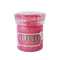 Tonic Studios Nuvo glimmer paste pink opal