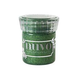 Tonic Studios Nuvo glimmer paste seaweed quartz