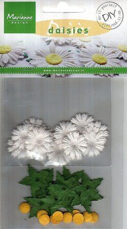 Marianne Design Små papir tusindefryd