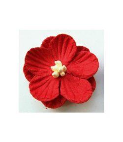Marianne Design Rød blomst 6 stk.