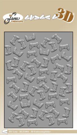 BY LENE 3D EMBOSSINGFOLDER – Controller