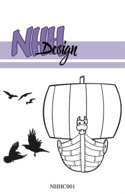 NHH Design Stempel – Viking Ship
