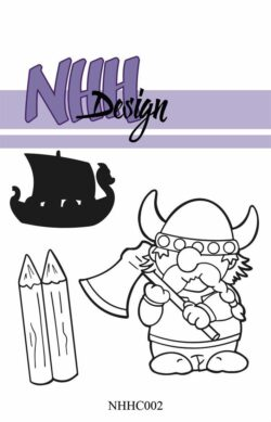 NHH Design Stempel – Warrior Viking