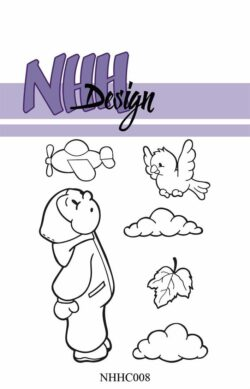 NHH Design Die – Little Boy looking in the sky