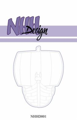 NHH Design Die – Viking Ship