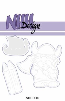 NHH Design Die – Warrior Viking