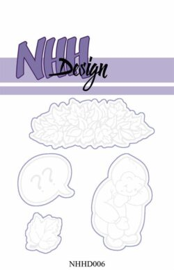 NHH Design Die – Little Boy sitting