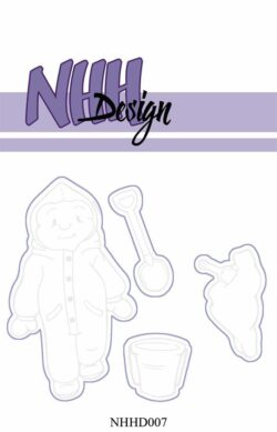 NHH Design Die – Little Boy Exploring