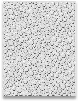 Creative Expressions 3D Embossingfolder – Bubble Burst