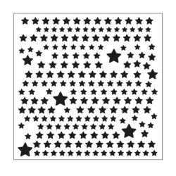 Stencil – Stjerner