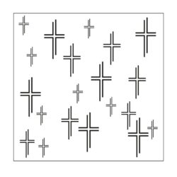Stencil – Kors
