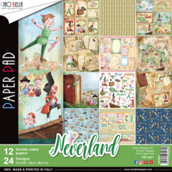 Ciao Bella – PaperPad – 30,5×30,5 cm – Neverland
