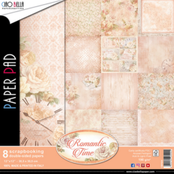 Ciao Bella – PaperPad – 30,5×30,5 cm – Romantic Time