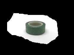 Washitape med glitter – Grøn