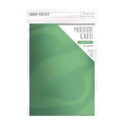 Craft Perfect – Satin Spejlkarton – Smooth Mint