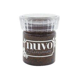 Tonic Studios Nuvo Glimmer Paste Rich Cocoa