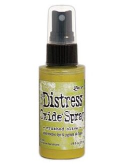 Oxide Spray Crushed Olive