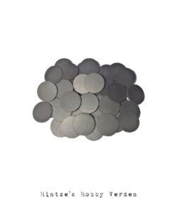 10 stk. Små selvklæbende magneter