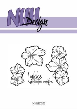 NHH Design Stempel – Små blomster