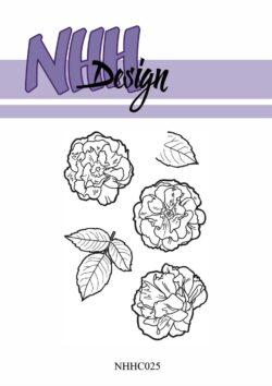 Nhh Design Stempel – Roser 1