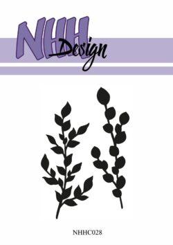 NHH Design Stempel – Grene silhuet