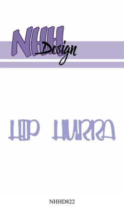 NHH Design Die – Hip Hurra