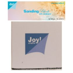 Joy!Crafts – Sandpapirblok